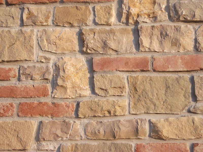 Pin mattoni in pietra per rivestimenti giardino e fai da for Mattoni e pietra americani